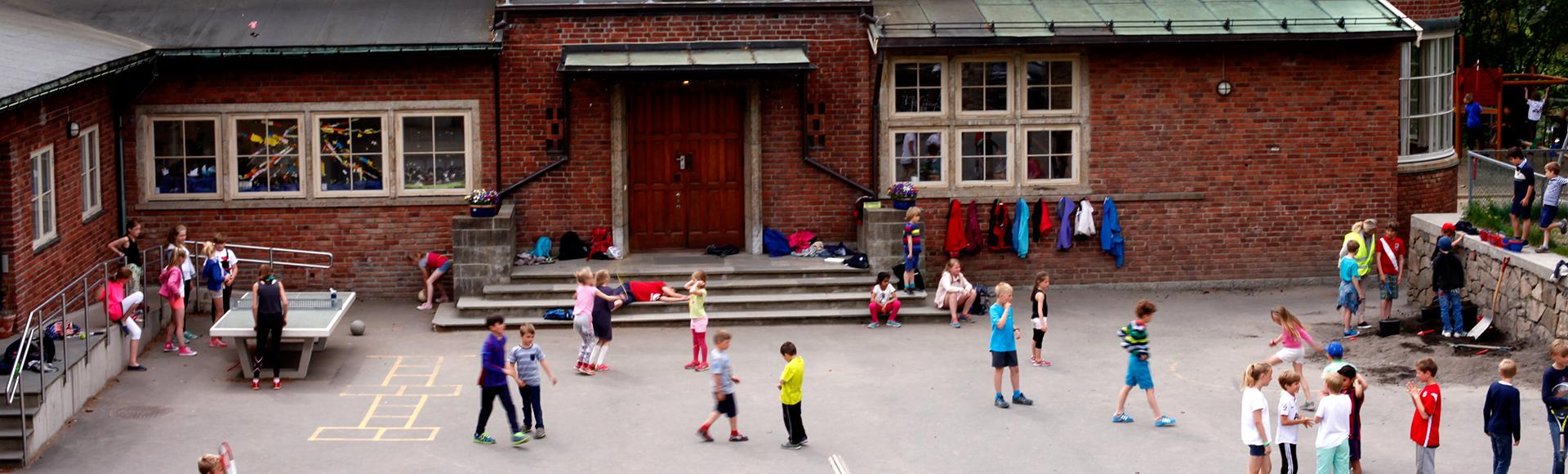 Skolen vår